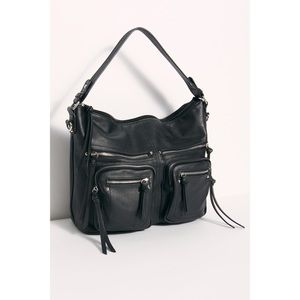 Free People Bags - Free People vegan leather hobo purse